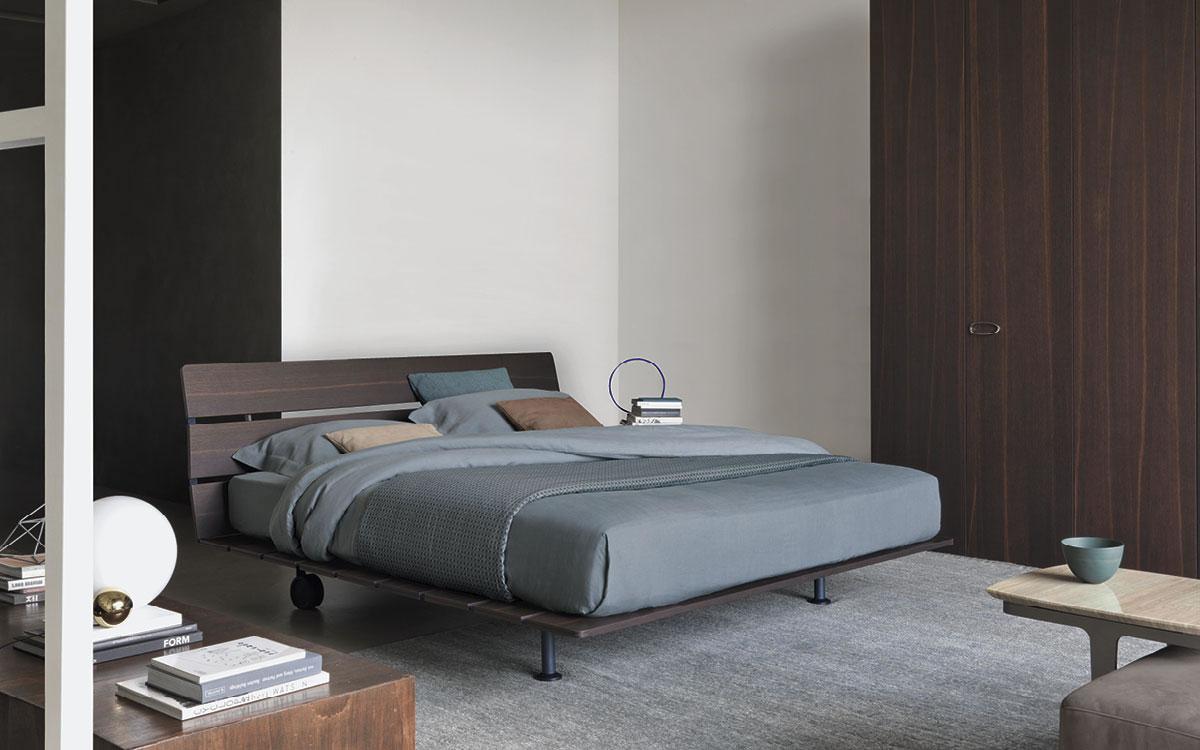 Letto flou camere da letto comodini e com showroom ad for Arredamenti ad