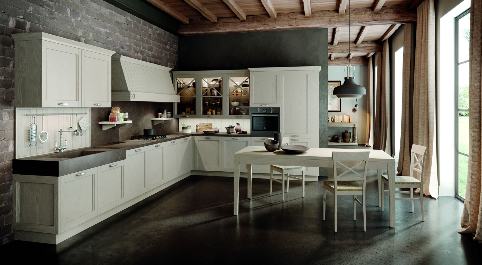 Cucine moderne e cucine classiche ad oristano piroddi for Arredamenti ad