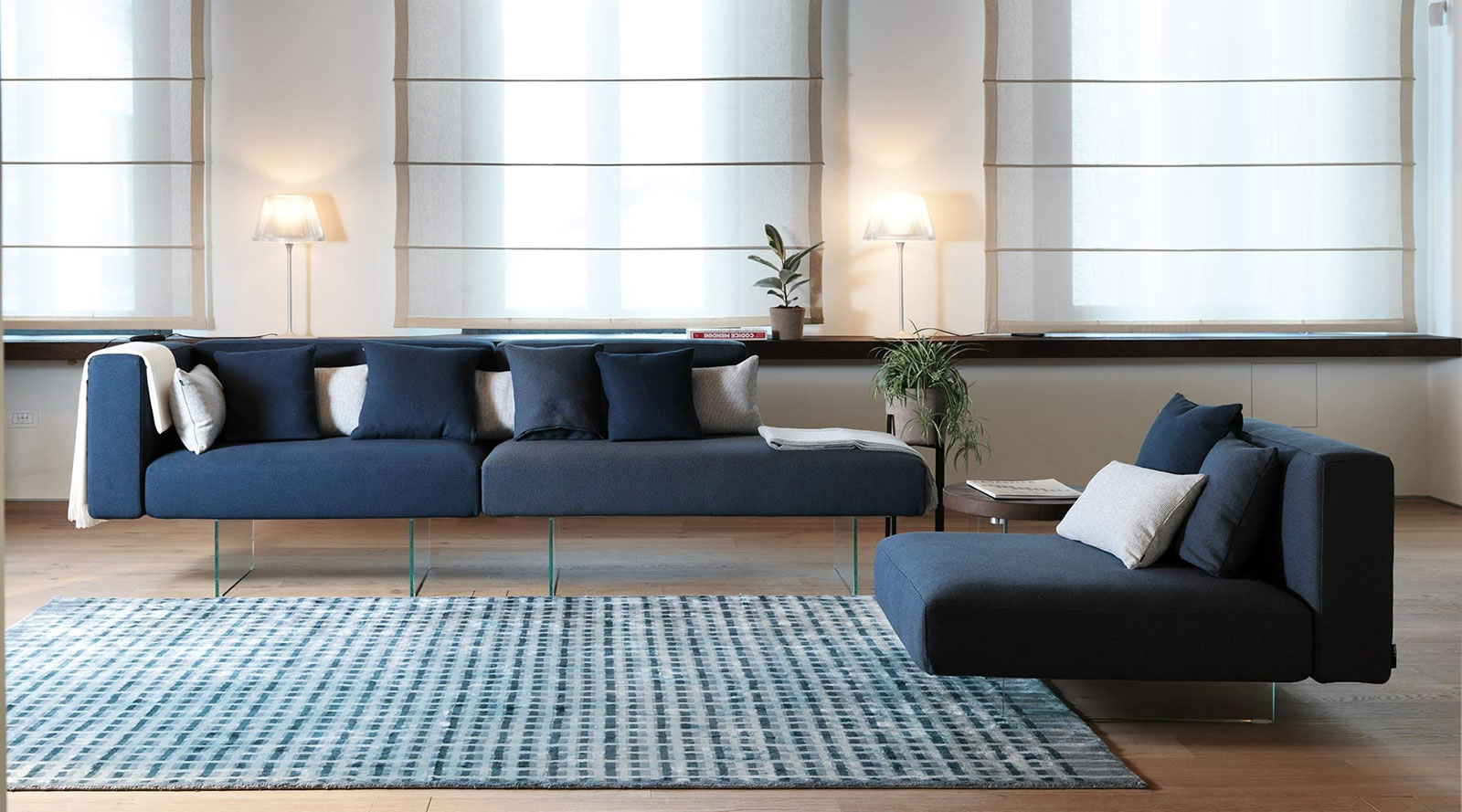 Arredamento Di Design arredamento di design lago e caccaro - showroom piroddi