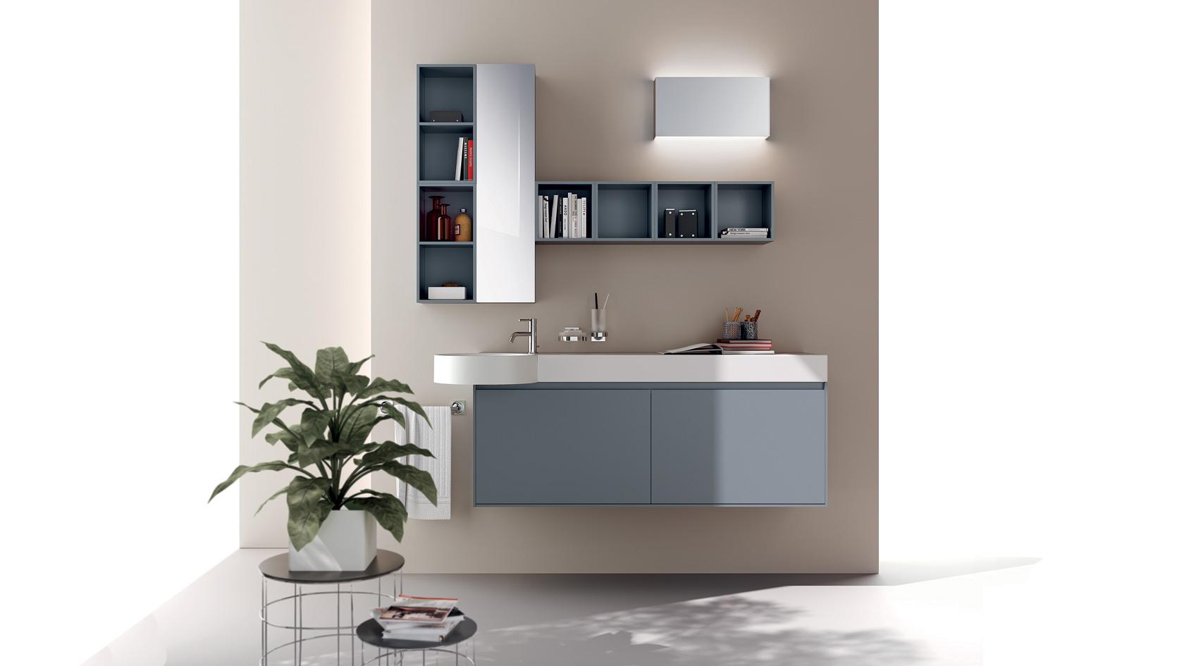 Arredo Bagno Blu Scavolini : Bagni blu scavoli ad oristano piroddi arredamenti dal