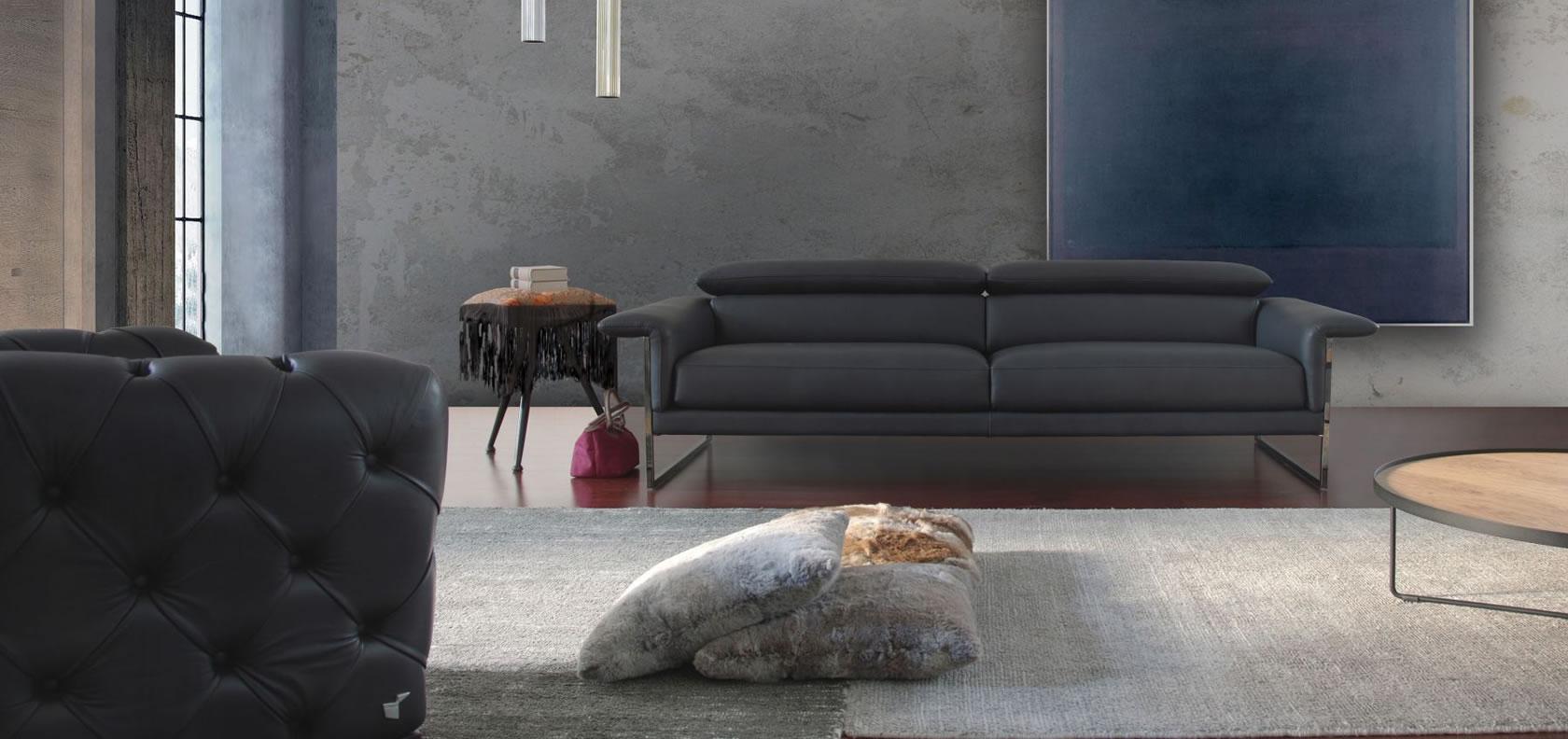 Divani poltrone sedute comode area relax ad oristano for Showroom divani milano