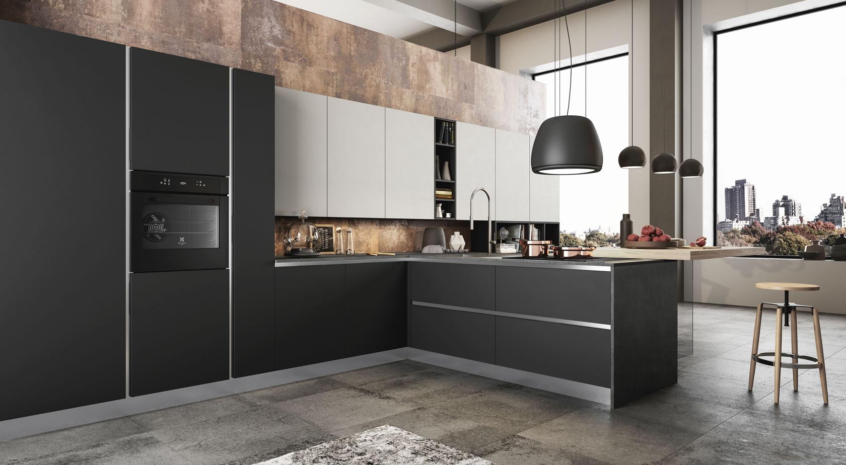 Cucine moderne e cucine classiche ad oristano piroddi - Arredo tre cucine opinioni ...